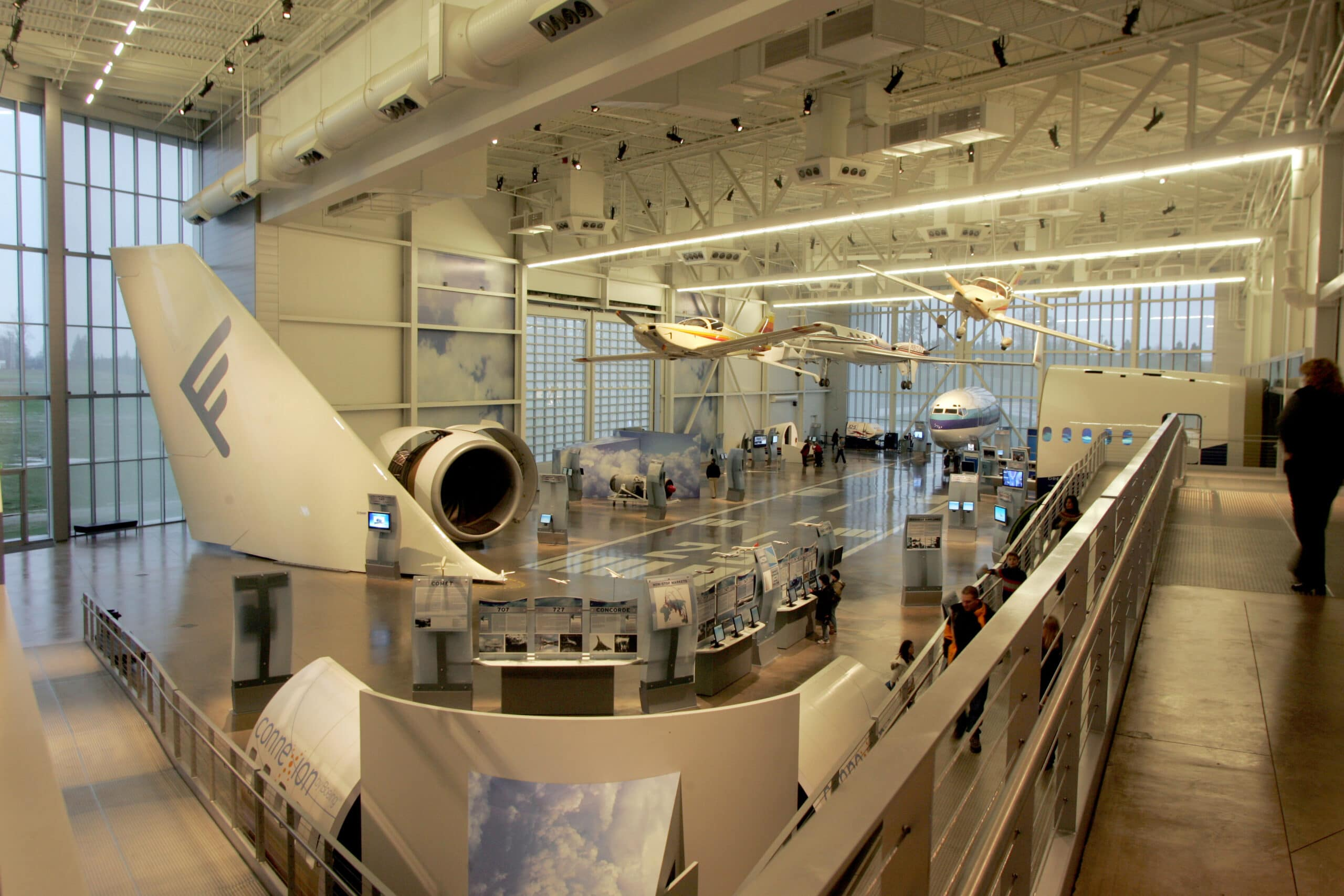 Airplane gallery
