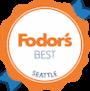 Fodors Best Logo Seattle
