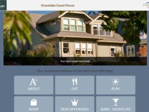 Photo of Greenlake Guest House Guest App Screen